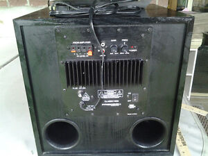 Complete Surround Speaker Package with Subwoofer. Cambridge Kitchener Area image 9