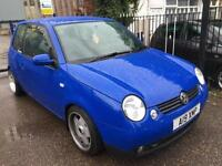 2004 Volkswagen Lupo 1.4 TDI PD Sport 3dr