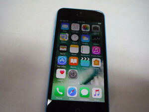 Iphone 5c 16GB Bell/Virgin mobility . Good condition