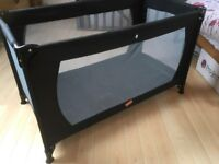 Babyway travel cot / playpen with mattress and carry bag