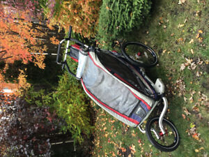 CHARIOT CX2 ( THULE ) EXCELLANTE CONDITION