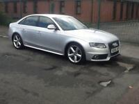 Audi A4 1.8T FSI ( 160PS ) Multitronic S Line