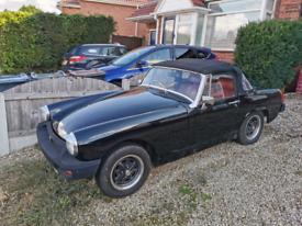 MG Midget 1500 cc 1978
