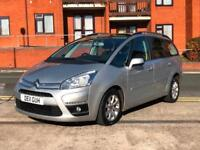 11 Citroen Grand C4 Picasso 1.6HDi 16v VTR+ 81K + 7 SEATS for sale  Barry, Vale of Glamorgan
