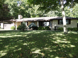Just Listed Brick Ranch w/24 x 36 ft Barn on 2 Acres