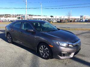 2017 Honda Civic EX Lease Takeover - $1500+ Incentives
