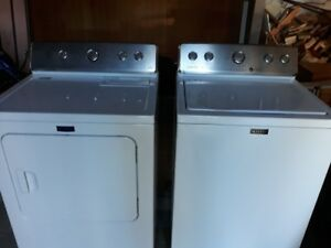 Maytag Washer & Natural Gas Dryer
