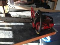 "Craftman 16"" Chain Saw"