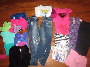 Girls size 14 lot of clothes