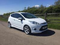 Ford Fiesta 1.6 2011 Zetec S finance available from £30 per week