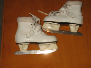 Antique baby skates