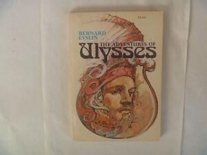 The Adventures Of ULYSSES by Bernard Evslin