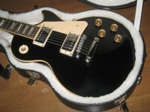 2007 Gibson Les Paul Standard...trade possible contre Fender