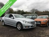 2010 59 MERCEDES-BENZ E CLASS E250 CDI 2.1 BLUEEFFICIENCY SE EXECUTIVE AUTO 204