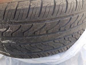 205/55R16 newer tires  (4) all season