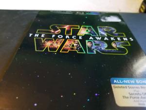 Star Wars The Force Awakens Blu Ray