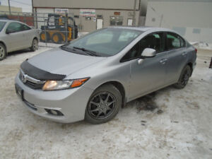 $8,495.00 2012 Honda Civic EX 4 door