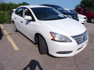 2013 Nissan Sentra SV 100% HAGGLE FREE! 100% HASSLE FREE! 100...