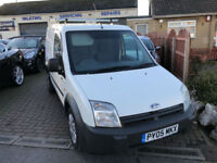 Ford Transit Connect 1.8TDCi ( 90PS ) Low Roof Van T200 SWB L 05/05
