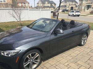 2015 BMW 4-Series 428i xDrive Convertible Sport Line - One Owner