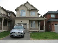 Milton 3 bedroom 3 washrm Detached home for rent $1900 /M+HYDRO