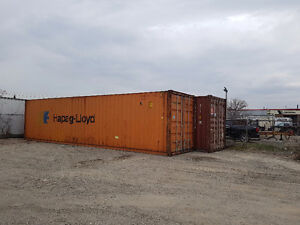 40'&20' Used Shipping and Storage Containers For Sale - Sea Cans