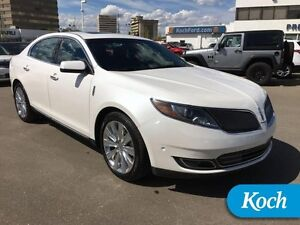 2015 Lincoln MKS EcoBoost   - Low Mileage