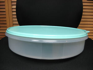 Plat Tupperware rond