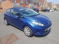 2010 FORD fiesta edge 1.2