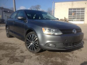**REDUCED** 2014 Volkswagen Jetta HIGHLINE