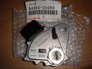 Neutral Safety Switch, Part Number: 84540-35060