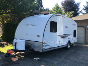 Gulf Stream Visa 19RSD – 19ft LIGHT WEIGHT Trailer LIKE NEW