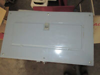 Electrical Distribution Panel 125 Amp Square D