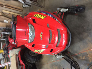 2001 Polaris XCF 440 fan for parts