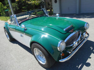 AUSTIN HEALEY HOT ROD  ONE OF A KIND!