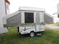 Reduced- Viking 1906 Pop-up Tent Trailer