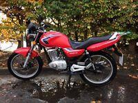 Suzuki en 125cc sport