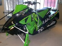 NEW 2016 Arctic Cat ZR 6000 RR With 3 year Warranty!