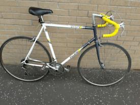 """Raleigh Equipe Vintage Road Bike 23"""" Frame 700C Wheels 12 Speed"""