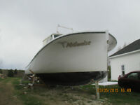 lobster fishing boat reduced