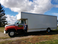 Experienced Mover Wanted---403-302-8098