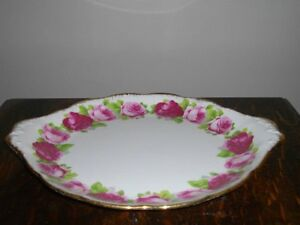 ROYAL ALBERT OLD ENGLISH ROSE & OUR EMBLEMS DEAR CHINA FOR SALE!