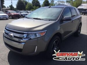 Ford EDGE SEL AWD GPS Cuir Toit Panoramique MAGS 2012