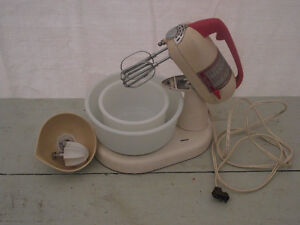 Vintage Electric Stationary Mixer