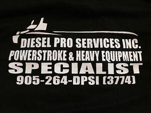POWERSTROKE DIESEL SERVICE (please read the ad )