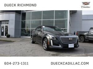 2018 Cadillac CTS Luxury Collection AWD   - Sunroof, Low Mileage