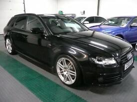 Audi A4 Avant 2.0TDI CR ( 170PS ) quattro 2010MY Executive S Line