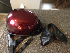 Motorcycle or quad helmet