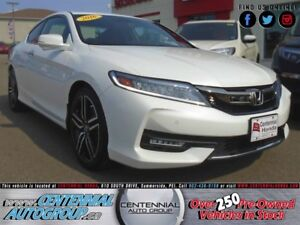 Honda Accord Coupe Touring | 2.4L | i4-Cyl | Navigation | Blueto