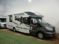 CHAUSSON WELCOME 718EB / ISLAND BED / 4100KG / 5 BERTH / GARAGE / RESERVED